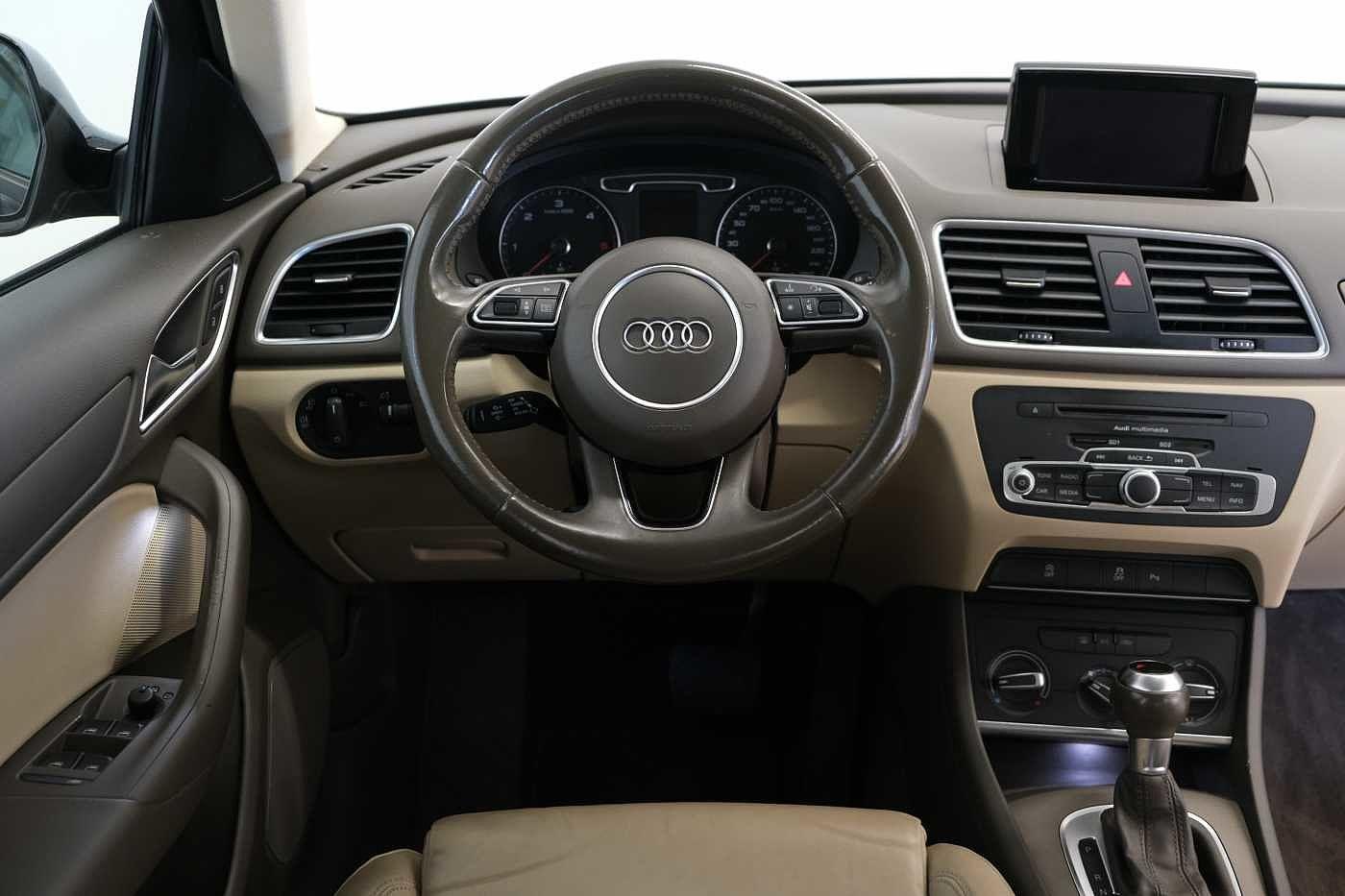 Audi Q3 2.0 TDI quattro S tronic
