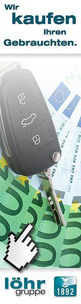 Wir kaufen Ihren Gebrauchtwagen zu fairen Konditionen an - hier klicken für Details
