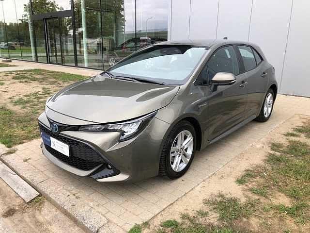 Toyota-Corolla Hatchback