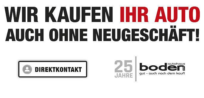 Wir vom Autohaus Boden kaufen Dein Auto! Gebrauchtwagen Ankauf in Essen, Mülheim und Hagen mit sofort Bargeld.