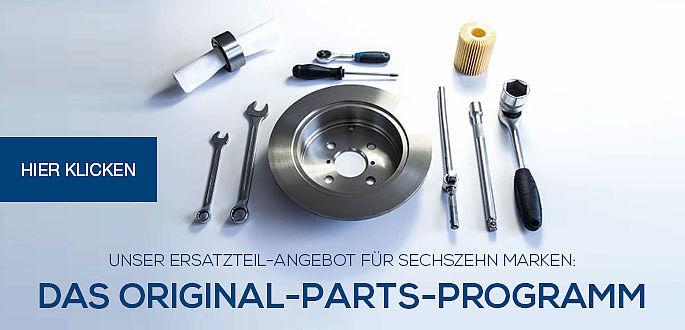 Original-Parts-Programm