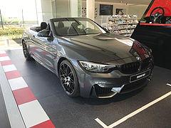 BMW M4 3.0 DKG Drivelogic