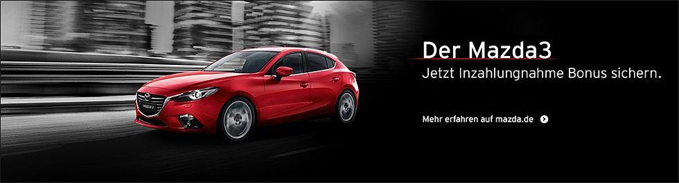 Der Mazda 3