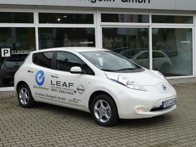 Nissan Leaf Acenta Navi Solar Winterpaket Batterie inkl.