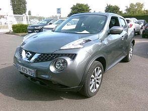 Nissan Juke 1.5 dCi 110 FAP Start/Stop System Tekna