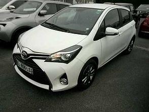 Toyota Yaris 100 VVT-i Dynamic Dynamic