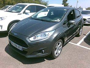 Ford Fiesta 1.25 82 Edition