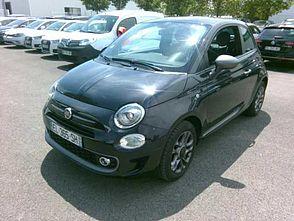Fiat 500 1.2 69 ch S
