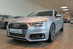 Audi A4 AVANT 40TFSI SPORT*STRONIC*PRACHTIGE UITVOERING!!!