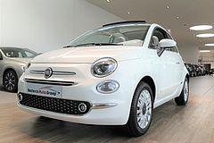 Fiat 500C 1.2i 'LOUNGE'VELE OPTIES*NIEUW*STOCK*TOPAANBOD!!!