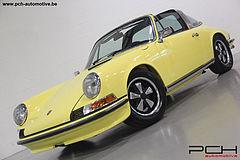 Porsche 911 2.4 T Targa - ENTIEREMENT RESTAUREE !!! - MATCHING