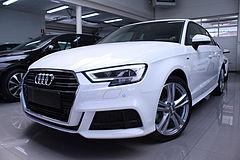 Audi A3 35 TDi Sport S-LINE+GPS/LED/VIRTUAL COCKPIT-NIEUW