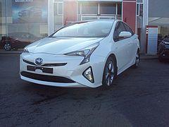 Toyota Prius 1.8 VVT-i Hybrid CVT Lounge
