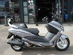 Sym GTS 250 MOTORHUIS ERCKENS