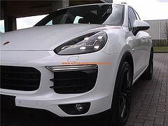 Porsche Cayenne S EHYBRID STOCK NEW PANO LUCHTV VOLLED 21'Alu