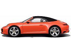 Porsche 911 C4 Cabrio NEW--ORDERorSTOCK: PRICE from€99700+VAT
