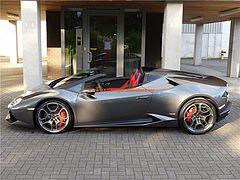 Lamborghini Huracán LP610-4 SPYDER-NEW & STOCK-LIFT-20'TITANIU-SPORTUL