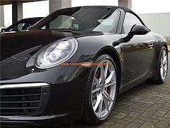 Porsche 911 S CABRIO PDK SPORTUL VOLLED SportChr LED ZETELKLIM