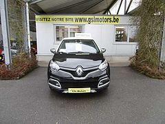 Renault Captur 1,5dCi 90cv Intens Automatique 01/2014 noir GPS/Airco