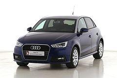 Audi A1 1.0 TFSI S-TRONIC + GPS + S-LINE EXT + LED + XENON