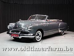 Buick Super Eight Convertible '49