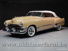 Cadillac Serie 62 Convertible '49