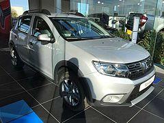 Dacia Sandero TECHROAD TCE 90pk