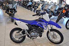 Yamaha TTR-110 E