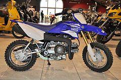Yamaha TTR-50 E