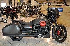 Moto Guzzi MGX 21 FLYING FORTRESS