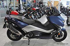 Yamaha T-MAX 530 ABS