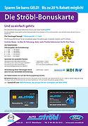 Ströbl-Bonuskarte