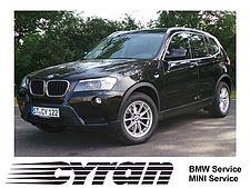 BMW X3 xDrive20dA Navi Prof. Head-Up Xenon Sitzh.