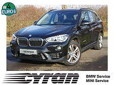 BMW X1 xDrive25d A Sport Line Aut. Navi LED AHK SHZ