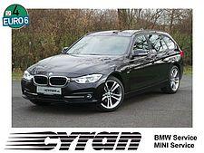 BMW 318i Touring Sport Line Navi LED SHZ PDC AHK