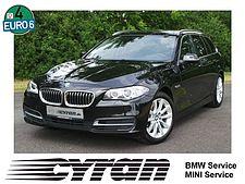 BMW 520dA Touring Navi Sitzh. 18'' LM PDC Telefonie