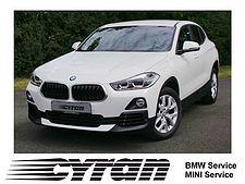 BMW X2 sDrive18i Advantage Navi Hifi LED SHZ AHK PDC