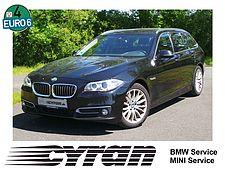 BMW 530dA Touring Luxury Line Navi Telefonie Sitzh.