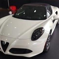 Alfa Romeo 4C SPIDER 1.7 TBi