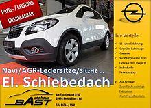 Opel Mokka 2016 Cosmo *140PS*Garantie*Vollleder*Klimaautomatik*Schiebedach*