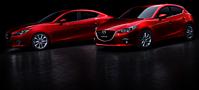 Mazda 3 Range