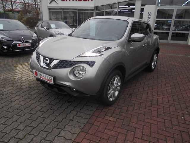 Nissan Juke 1.5 dCi Acenta EURO6 NAVI KAMERA KLIMAA LED