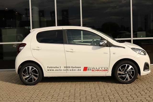 Peugeot 108 Style VTI Navi Kamera, Sitzheizung