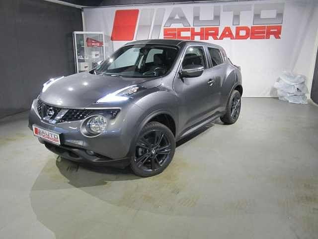 Nissan Juke 1.5 dCi Acenta NAVI KAMERA KLIMAA LMF EURO6