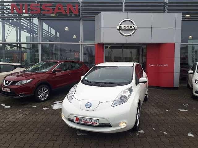 Nissan Leaf 30kWh ACENTA WINTER-PAKET/TYP1 LADEANSCHLUß