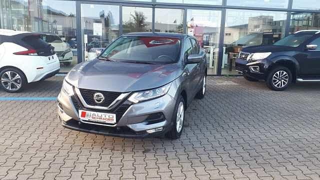 Nissan Qashqai 1.2 DIG-T ACENTA NAVI/KAMERA/SHZ