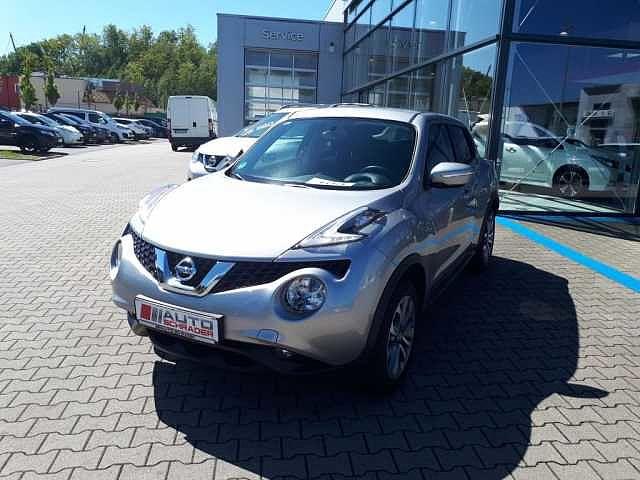 Nissan Juke 1.5 dCi Acenta EURO6 NAVI/KAMERA/KLIMAAUT.