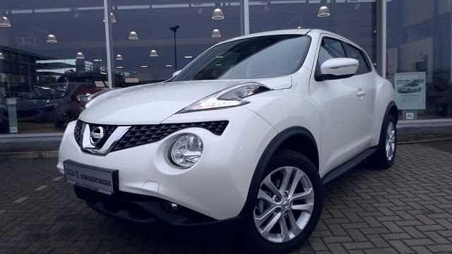 Nissan Juke 1.5 dCi Acenta NAVI KAMERA KLIMA SHZ EURO 6