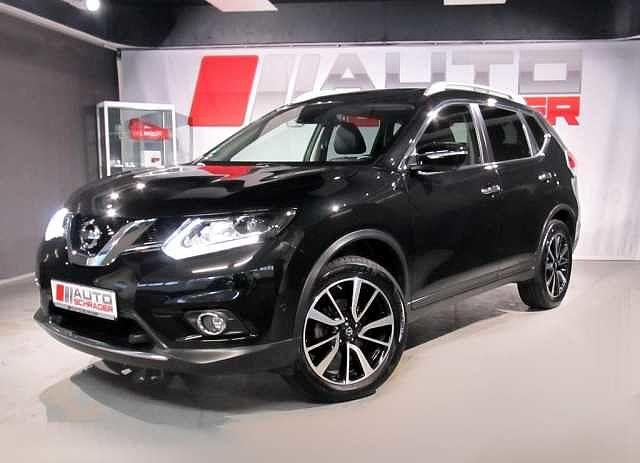 Nissan X-Trail 1.6 dCi ALL-MODE 4x4i Tekna