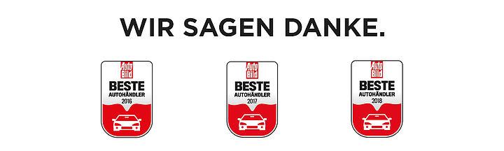 Auto Schrader bester Autohändler 2018